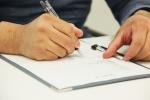 売買契約書のイメージ